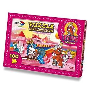 Schauen Sie sich Kundenbewertung für Noris 606033373 - Filly Princess Puzzle 1, 100-teilig