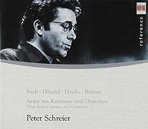 Arien aus Kantaten/Oratorien