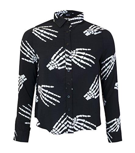 Iron Fist dito per camicia coltura alternativa delle - (XS) UK 8 / US 4 / EU 36