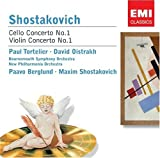 Shostakovich: Cello Concerto No. 1; Violin Concerto No. 1