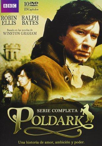 Poldark Serie Completa New Edition [DVD]