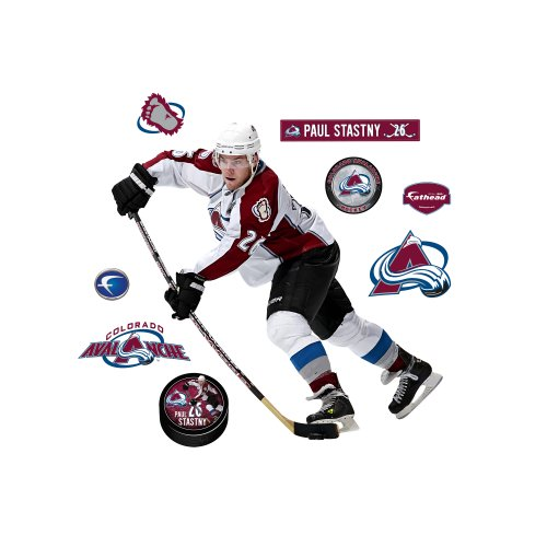 NHL Colorado Avalanche Paul Stastny Wall Graphic
