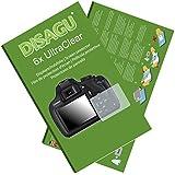6 x Disagu Ultra Clear Pellicola Protettiva per Canon EOS 1200D