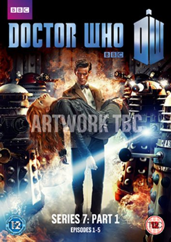 Doctor Who - Series 7 Part 1 [DVD]
