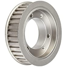 "Martin 36L075 SDS HF-1 Style, 3/8"" Pitch, Light, 3/4"" Wide Belts, SDS QD Bushing Timing Pulley QD"