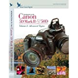 Blue Crane Digital Training DVD for Volume 2: Advanced Topics for Canon 5D Mark II / 50D
