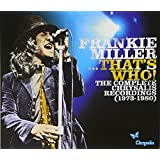 Frankie Miller Thats Who! the