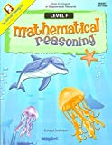 Mathematical Reasoning, Level F, Grade 5