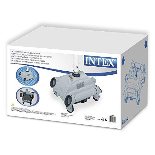 Intex Robot De Piscine Nettoyeur Automatique Aspirateur