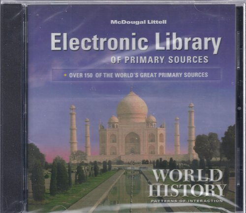 Electronic Library of Primary Sources for