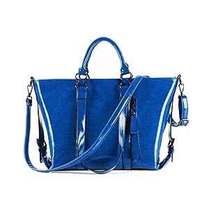 shoulder bags girls cross body bolsas-Blue : Sports & Outdoors