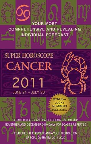 Cancer (Super Horoscopes 2011)