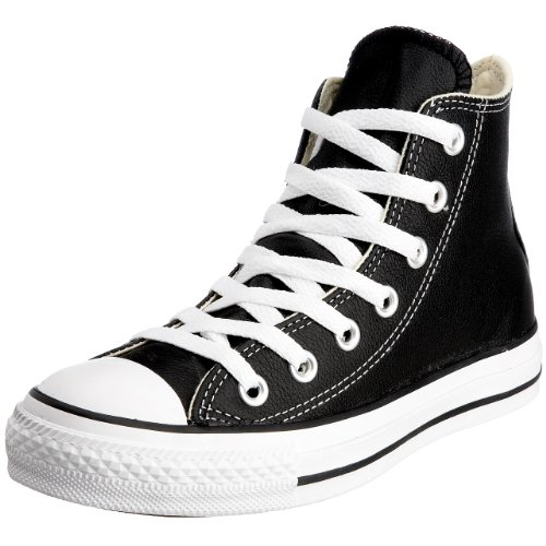Converse Unisex-Adult Chuck Taylor All Stars Black Lace Up 1S581 7 UK