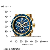 Invicta Men's 1205 II Collection Chronograph Stainless Steel Watch