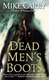 Dead Men's Boots (0446618721) by Carey, Mike