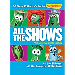 Veggietales: All the Shows Vol 2