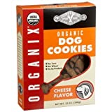 Castor & Pollux Organic Dog Cookies Cheddar Cheese -- 12 oz