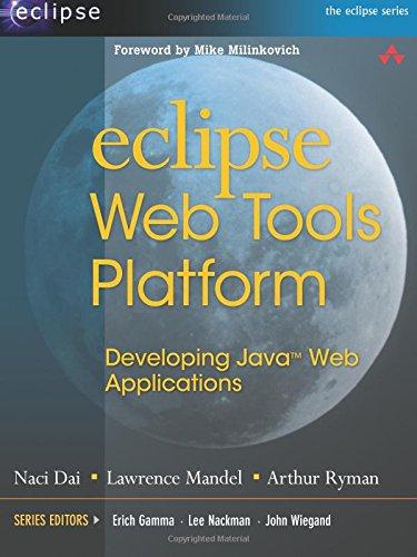 Eclipse Web Tools Platform:Developing Java Web Applications