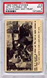 1966 Three Stooges - Do It Yourself, We Always Say! #16 PSA 9 MINT