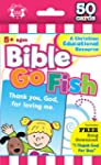 Bible Go Fish Christian 50-Count Game...