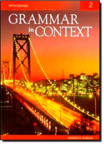 Grammar in Context Book 2