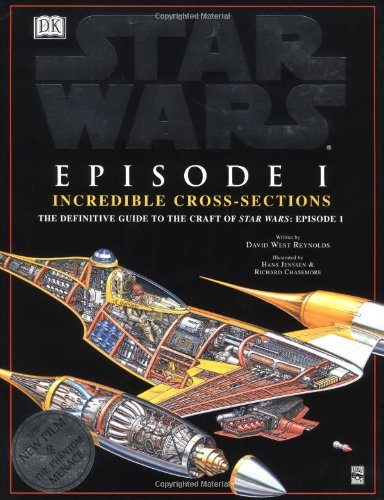 Incredible Cross-sections of Star Wars, Episode I - The Phantom