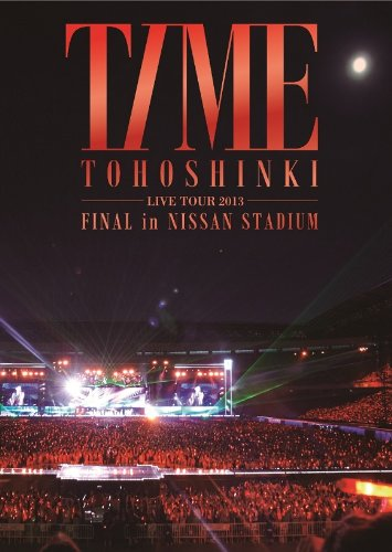 Tohoshinki 東方神起 – 東方神起 TOHOSHINKI LIVE TOUR 2013 ~TIME~ FINAL in NISSAN STADIUM