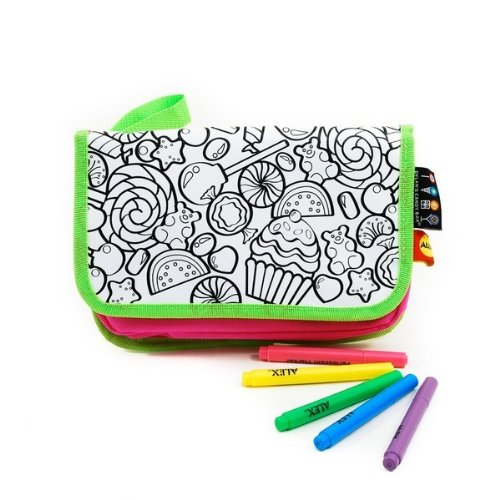 Alex Toys Color a Sweet Wristlet