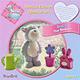 Tatty Teddy & My Blue Nose Friends Buck The Beaver Special Edition Sparkle Set