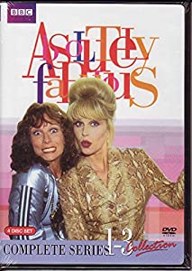 Absolutely Fabulous: Complete Series 1-3 Coll from BBC Home Entertainment