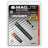 MAG-LITE(マグライト) ソリテール LED ブラック 【日本正規代理店品】 SJ3A016