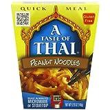 Thai Peanut Noodles Quick Meal