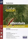 Autori e lettori. Quaderno-Letteratura. Con e-book. Con espansione online. Per la Scuola media