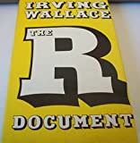 R Document (0304297178) by Wallace, Irving