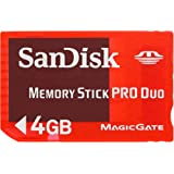 SanDisk 4GB Pro Duo Gaming Memory Stick for PlayStation PSPby SanDisk