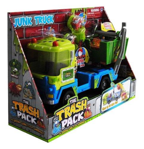 Imagen principal de The Trash Pack Serie 3 - Junk Truck con 2 figuras exclusivas