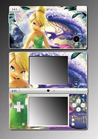Tinkerbell Princess Fairy Game Vinyl Decal Skin Protector Cover 13 for Nintendo DSi