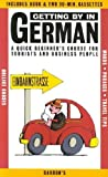 img - for Getting By in German: with Audiocassettes (Getting By Language Series) book / textbook / text book