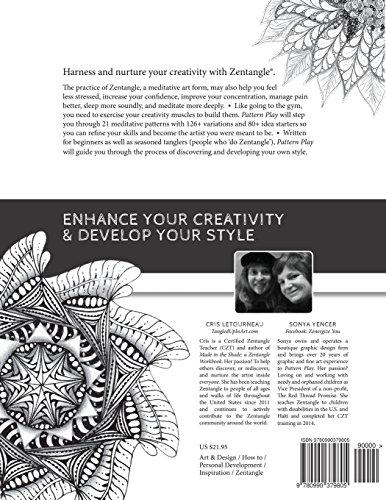 Pattern Play: a Zentangle Creativity Boost (Volume 1)