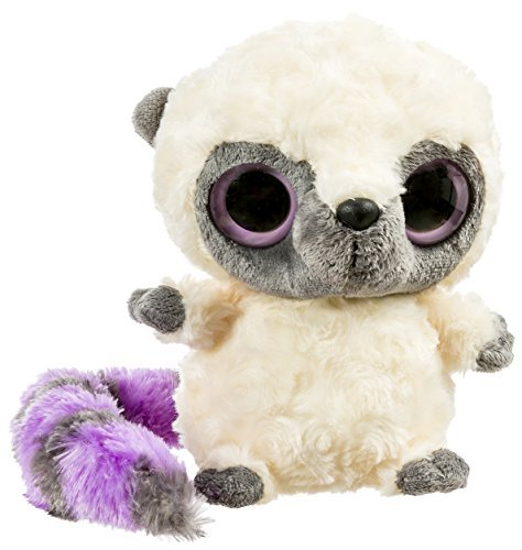 Yoohoo And Friends Plush Bush Baby By Aurora (1 Count, Purple) - 1