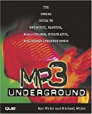 MP3 Underground (0789723018) by White, Ron