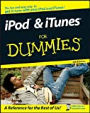 iPod & iTunes For Dummies (For Dummies (Computers)) (0470174749) by Bove, Tony