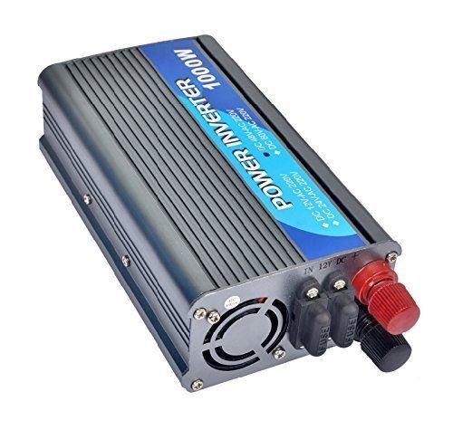 Weikin power inverter 1000 Watt DC 12 Volt to AC 220 V 230 V 240 V for solar power system 1000W converters inverters 12V (Vector Power Inverter compare prices)