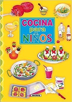 Cocina para ninos adivinanzas chistes spanish edition for Libro cocina para ninos