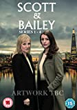 Scott & Bailey - Series 1-4 [DVD] [2011]