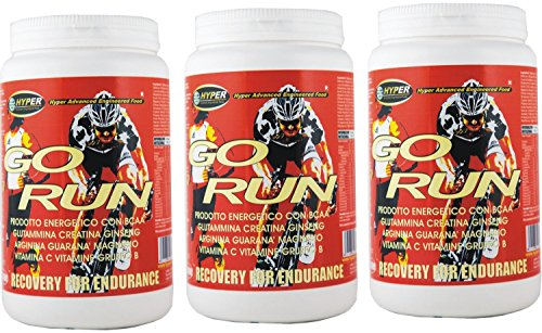 3 box Integratori Ciclismo potente energetico con Creatina Glutammina Taurina BCAA Arginina Vitamine