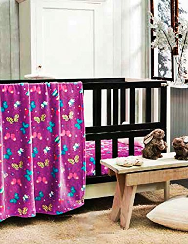 Coral Crib Sheets front-920239