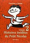 HISTOIRES IN�DITES DU PETIT NICOLAS T.02
