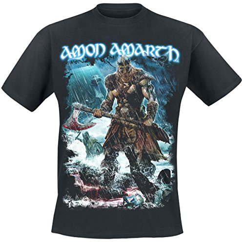 Amon Amarth Jomsviking T-Shirt nero XXL