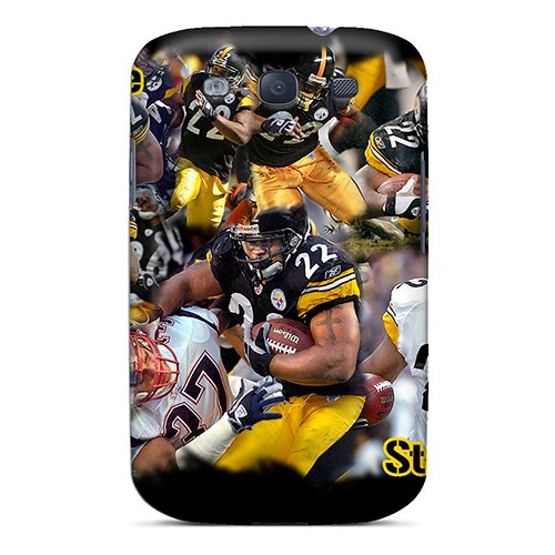 Pittsburgh Steelers - Waterdrop Snap-on Case For Galaxy S3 at Amazon.com